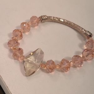 Jewelry - Austrian crystal and bracelet